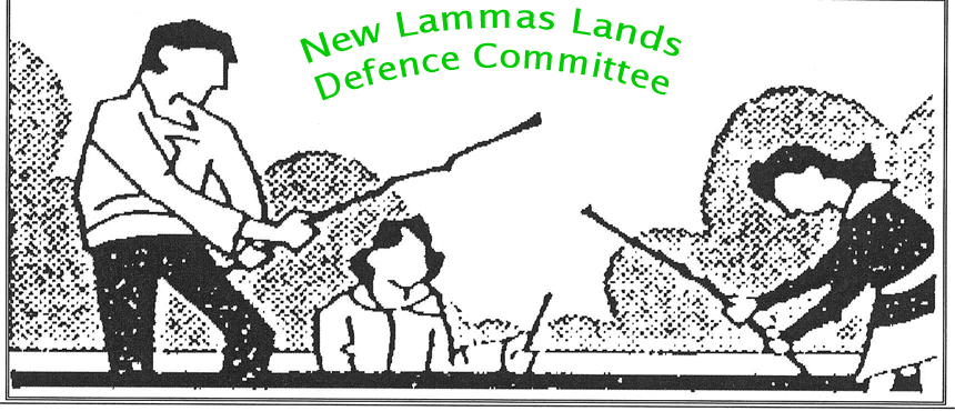 New Lammas Lands Defence Committee
